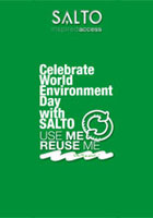 SALTO supports World Environment Day to raise global awareness of environmental issues