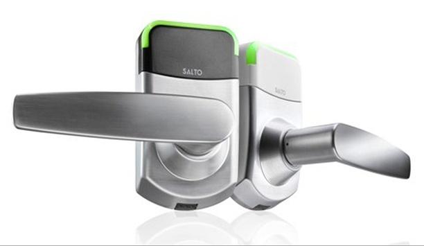 SALTO XS4 Mini Escutcheon Allows Easy Upgrade From Mechanical Door Locks To Electronic Access Control