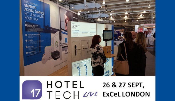 SALTO Systems To Showcase New Products And Features At Hotel Tech Live 2017