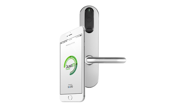 SALTO's JustIN Mobile App Access Management Solution To Use Smart Phones As Credentials