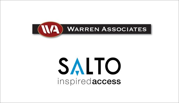 Warren Associates To Market And Sell SALTO Electronic Locking Solutions In Northern California And Rocky Mountain States