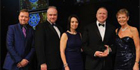 Security Institute presents its Wilf Knight Award at Security Excellence Awards 2013 in London