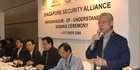 Five organizations form Singapore's very first security alliance - Singapore Security Alliance (SSA)