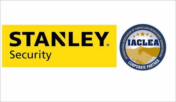 STANLEY Security announces premier partnership and educational initiatives with IACLEA