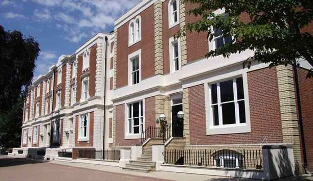 SALTO XS4 and SVN wireless access control platform secures office building in Wolverhampton, UK