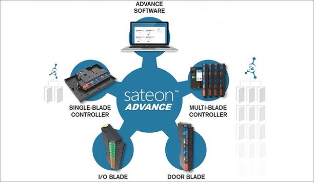 Grosvenor Technology launches Sateon Advance access control solution