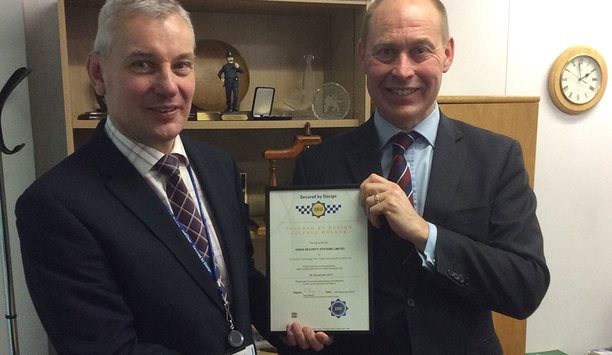 Kings Security's KIS product achieves Secured by Design accreditation