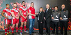 Securitas continues support for Salford Red Devils for fourth season