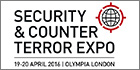 Security & Counter Terror Expo 2016 to reflect national security and counter terrorism developments