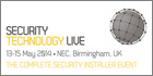 Security Technology Live announces pricing model for exhibition space at Security Technology Live 2014