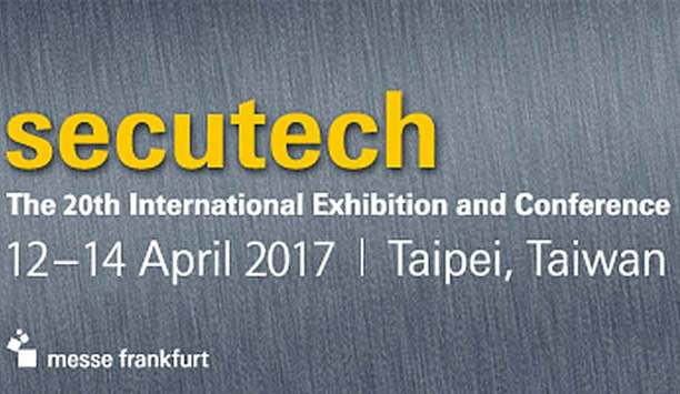 Secutech 2017 to highlight security trends and innovation in intelligent monitoring solutions