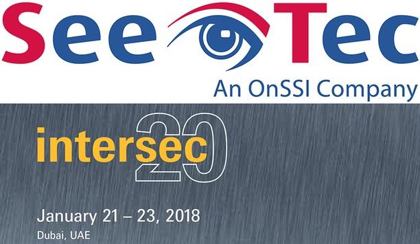 SeeTec to exhibit video management solutions at Intersec Dubai 2018