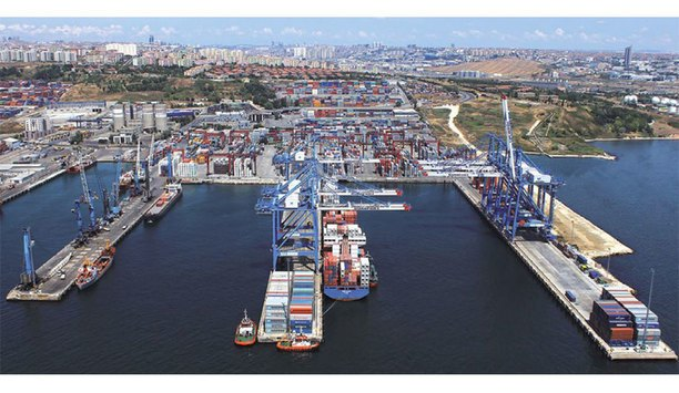 SeeTec security management solutions prevent accidents and minimise safety hazards at Turkey's Altas Ambarli port