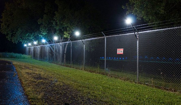 Senstar introduces LM100 intelligent perimeter lighting and sensing solution