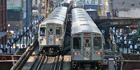 Sentry360 HD CCTV cameras installed at the Chicago Transit Authority
