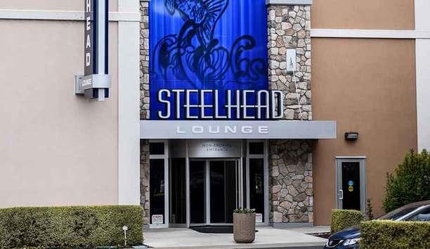 Boon Edam BoonAssist TQ Revolving Door Maximizes Comfort And Usable Space At Seven Feathers Casino Resort, Oregon