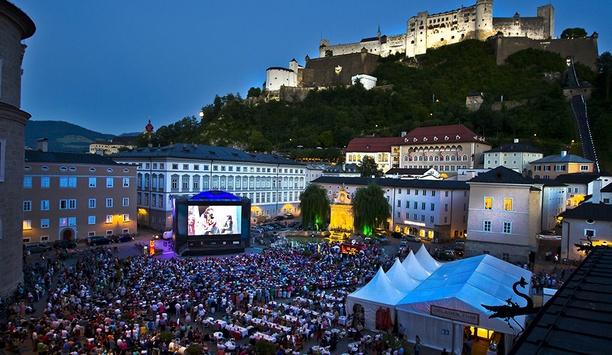 Siemens advanced integrated technology solutions secure Salzburg Festival, Austria