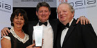 Siemens singled out with IFSEC Security Industry Award