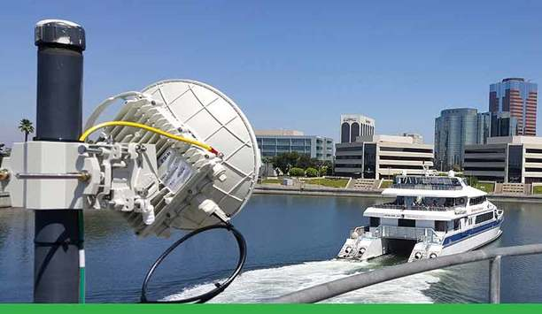Siklu Millimetre Wave Solution Delivers Wireless Video Surveillance Network At Port Of Long Beach