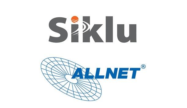 ALLNET to distribute Siklu's millimetre wave wireless radios across DACH region