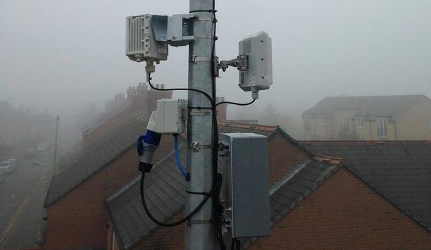 Siklu's Millimeter Wave solution helps UK town to increase surveillance network speed
