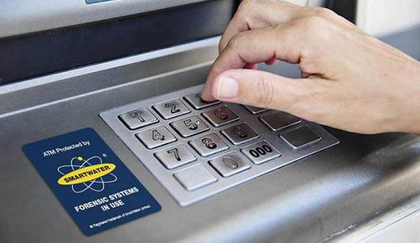 """SmartWater's """"Splashing The Cash"""" Forensic Dispersal Technology To Curb ATM Crime, Marking Criminal And Stolen Cash"""