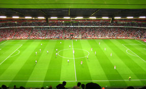 NCS4 supports sports and stadium security with training, research and academic programmes