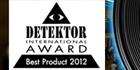 "Sony's IPELA ENGINE named ""Best CCTV Product 2012"" by Detektor security product magazine"