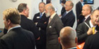 Sony stand attracts Royal attention