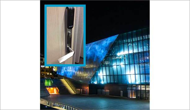 ASSA ABLOY Aperio Wireless Access Control Protects Norway's Stavanger Concert Hall
