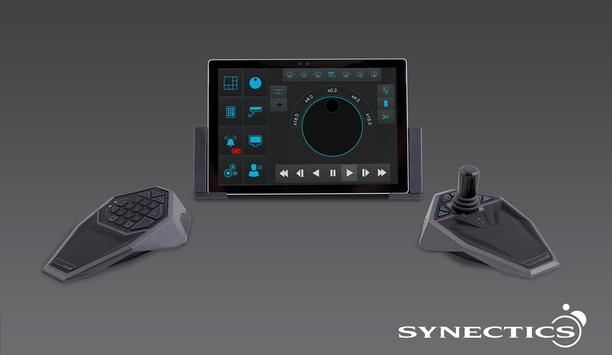 Synectics launches EX300 'gesture-based' control suite for intuitive surveillance management