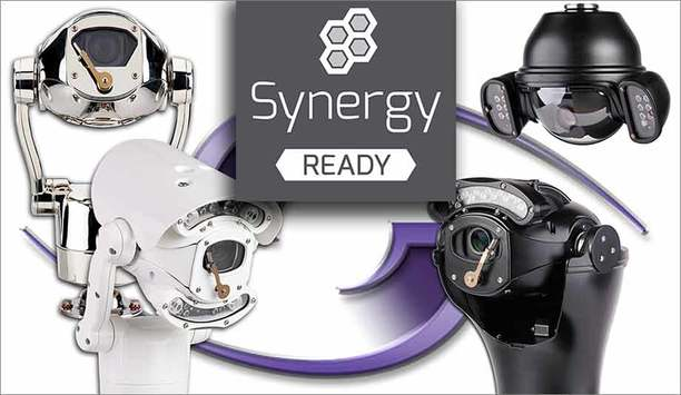 360 Vision Technology's surveillance camera products receive 'Synectics Approved Device' status