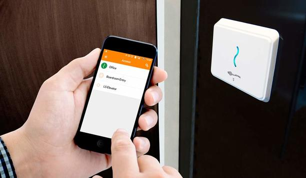 Gallagher introduces latest mobile security technology with Mobile Connect application