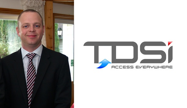 TDSi Announces Promotion Of Alex Rumsey To New Director Of UK Sales