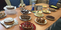 TDSi holds a fundraising Bake Off event for Julia's House Children's Hospice