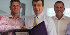 Channel Partner Awards from TDSi held at IFSEC 2012