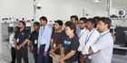 Tavcom successfully completes CCTV & Control Room Operations training course in Kuwait