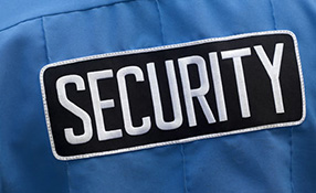 Manned guarding equipped with latest technology improves security and threat detection