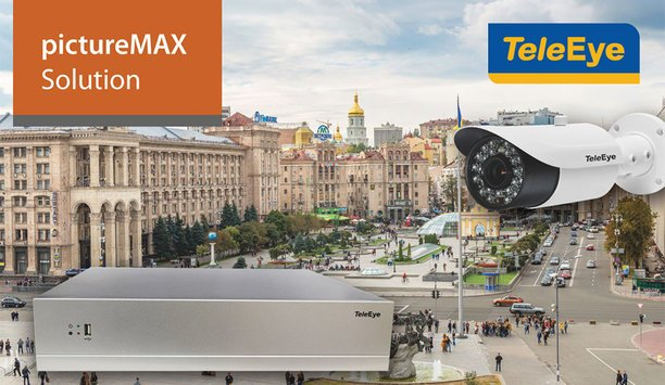 TeleEye releases pictureMAX solution for ultra-HD video images