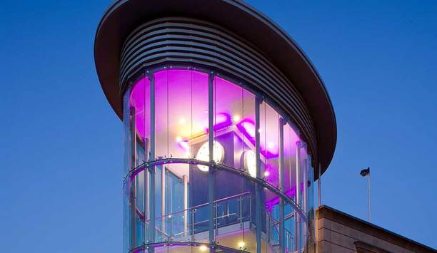 Zada provides fully upgraded CCTV camera and recording solution with fibre optic cable network to The Mall Blackburn