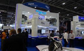 IFSEC 2015 review - best of the global security market