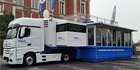 Tyco Mobile Exhibition Unit to hold training events on latest security solutions throughout Western Europe