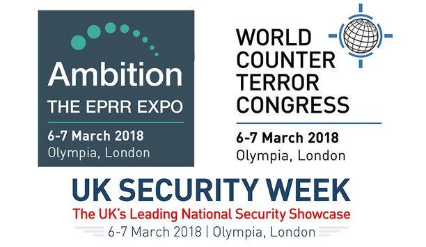 UK Security Week 2018 organisers reveal unrivalled line-up of international speakers