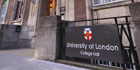 Fireco Ltd. automatic door operators installed at the University of London's College