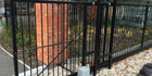 DHF Powered Gate Group issues warning for electricians working on powered gates