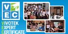 VIVOTEK launches VIVOTEK Expert Certificate Program (VEC)