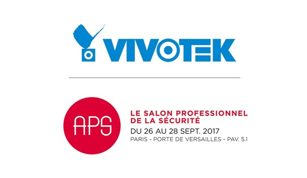 """VIVOTEK to present """"See More in Smarter Ways"""" strategy for smart IP surveillance solutions at Salon APS 2017"""