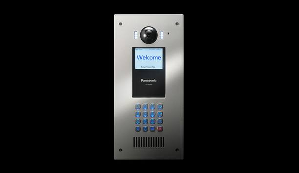 Panasonic VL-VN1900 Full IP Video Intercom System Boosts Integration Between Different Building Systems