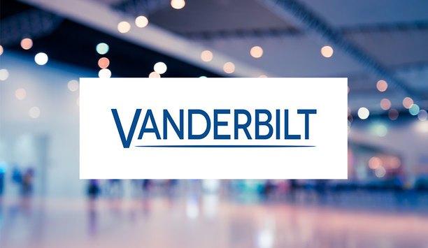 Vanderbilt will exhibit access control management systems at Intersec 2018