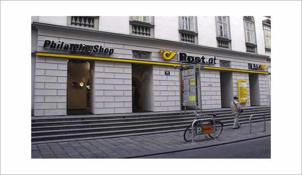 Vanderbilt intrusion detection and video surveillance solutions safeguard Österreichische Post